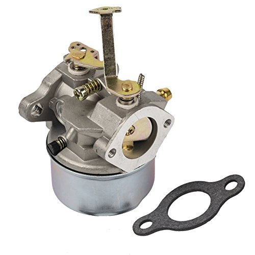 New Carburetor Carb for Tecumseh 631067 631067A 631828 632076 Troy Built Horse Tillers H50 H60 HH60 5HP 6HP by Amhousejoy