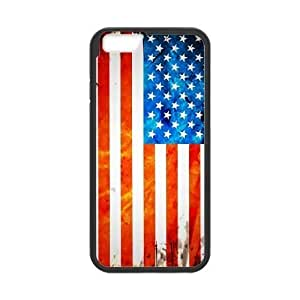 "American Flag Brand New Cover Case for Iphone6 Plus 5.5"",diy case cover ygtg-774707"