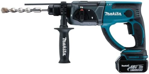 Makita BHR202 18-Volt LXT Lithium-Ion Cordless 7 8-Inch SDS-Plus Rotary Hammer Kit Discontinued by Manufacturer