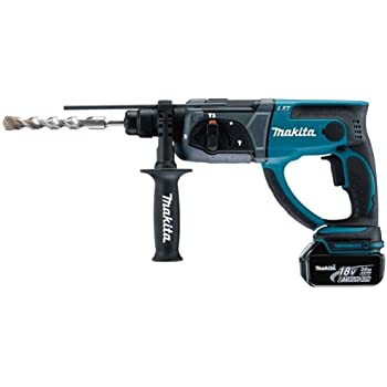 Makita BHR202 18-Volt LXT Lithium-Ion Cordless 7/8-Inch SDS-Plus Rotary Hammer Kit (Discontinued by Manufacturer)