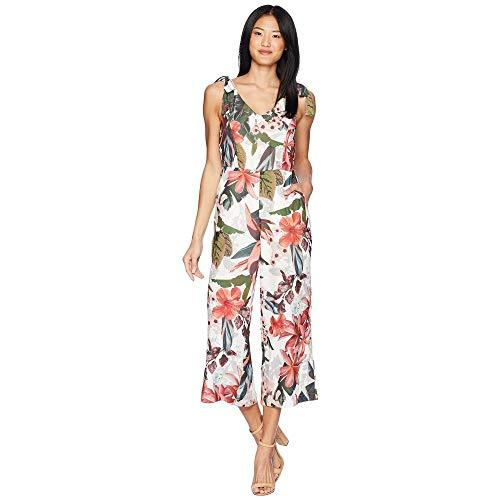 最大限とチューインガム(ロメオアンドジュリエットクチュール) ROMEO & JULIET COUTURE レディース ワンピース?ドレス オールインワン Floral Jumpsuit [並行輸入品]