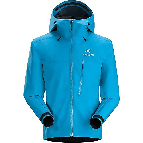 Arc'teryx Alpha SL Jacket - Men's Adriatic Blue Small by Arc'teryx