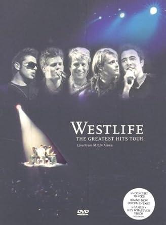 Meilleures chansons de Westlife - Les plus grands hits 41AArENiT3L._SY445_