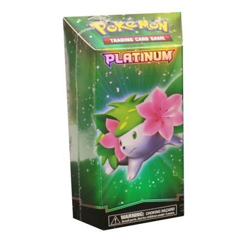 (Pokemon Trading Card Game Platinum Theme Deck Flourish)