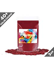 Marblers Powder Colorant 3oz(85g), 10oz (283g) | Pearlescent Pigment | Tint | Mica Powder for Resin | Dye | Non-Toxic | Great for Paint, Concrete, Epoxy, Soap, Nail Polish, Cosmetics
