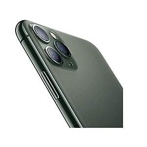 Apple iPhone 11 Pro, 64GB, Midnight Green – Fully Unlocked (Renewed)