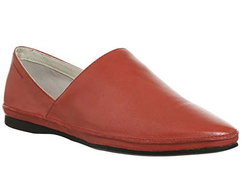 Red Women's Mules Antonia Leather Vagabond S8ndqWPxq