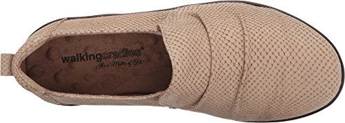 Camminando Culle Donna Hanson Light Taupe Opaco Stampa Serpente 5.5 B (m) Noi