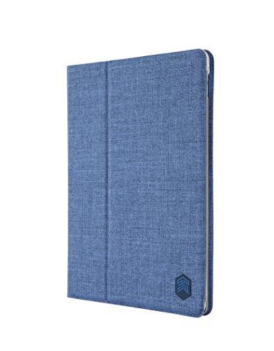 STM Atlas Slim Folio Case for 10.5 iPro Pro - Dutch Blue (stm-222-166JV-18) (Stm Cables Blue)