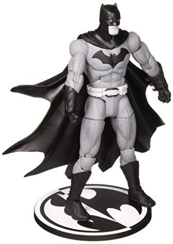 9ef136d5af ... Entertainment Earth Batman Black and White Batman by Greg Capullo  Action Figure ...
