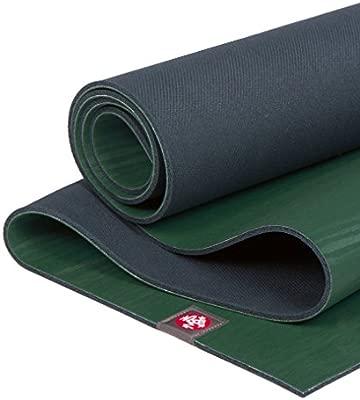 Manduka eKO Lite Mat Colchonetapara yoga (180 cm, 4 mm de grosor), saga