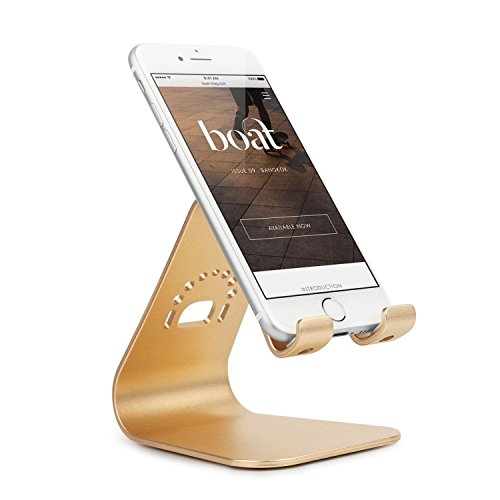 Spinido iPhone 7 Plus Desk Stand Holder- Gold