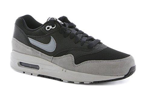 Nike Womens Air Max 1 Essential BlackPure PlatinumDove Grey 599820 012 11