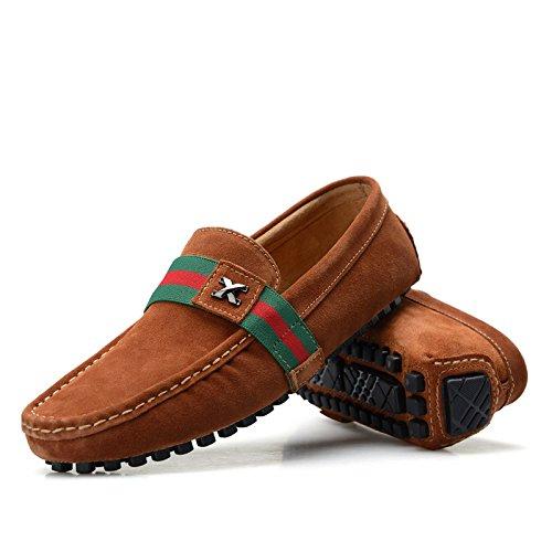 hombre talla marrón CFP Botas mocasines color EU 41 XOSEw