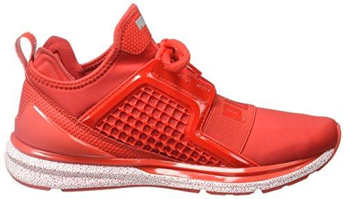 Puma De Chaussures Rouge Gymnastique Pour Homme WfYFgqfU