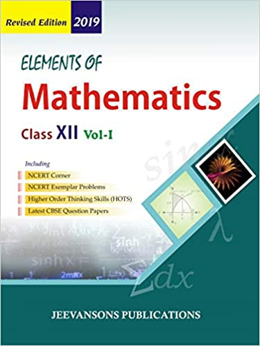 elements of mathematics 12th class solution free download