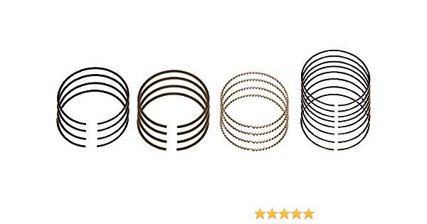 Hastings 2C4221030 4-Cylinder Piston Ring Set