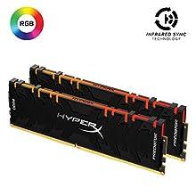 HyperX Predator HX436C17PB3AK2/32 Memoria 3600MHz DDR4 CL17 DIMM XMP 32GB Kit (2x16GB) RGB