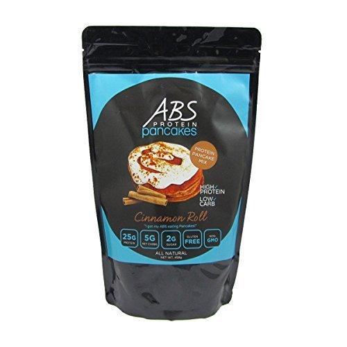 ABS Protein Pancakes (Cinnamon Swirl) by ABS Wellness LLC