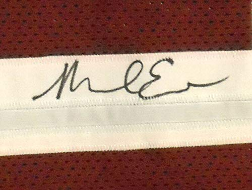 Amazon.com: Mike Evans Autographed Signed Memorabilia Texas ...