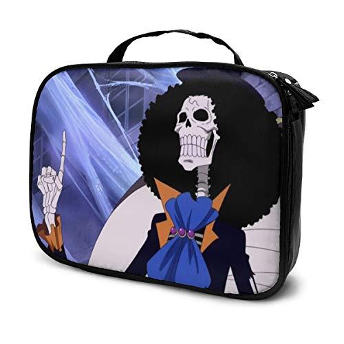 Brook Make-up-Tasche für Reisen, Kulturbeutel, groß, 18,8 x 24,9 cm