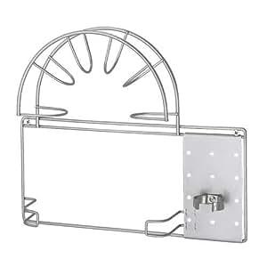 Ikea - Variera -vakuum- soporte del tubo de plata