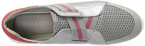 Aerosoles Side Fashion Side Silver Aerosoles Sneaker Womens Fashion Womens Track Combo Track gI6xZdY