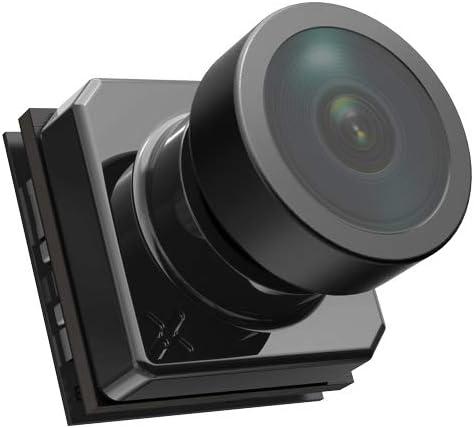 Foxeer FPV Camera Razer Pico 1200TVL CMOS 1.8mm M7 Lens Support 3.8v-16v Input 1//3 Big Sensor for TinyWhoop RC Racing Drone
