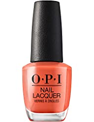OPI Nail Polish Mexico City Collection, Nail Lacquer, My Chihuahua Doesn't Bite Anymore, 0.5 Fl oz