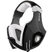 Sades USB Stereo Gaming Headset Headband Headphones For PC MAC