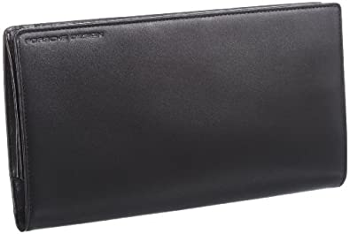 Porsche Design Mens Classic Line   Wallet V Wallets Black Schwarz Black Xx
