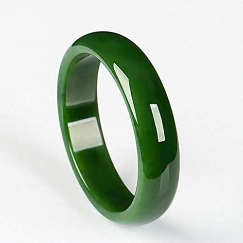 aligeya Espinaca Hembra Verde Brazalete de Jade  mJhE2b