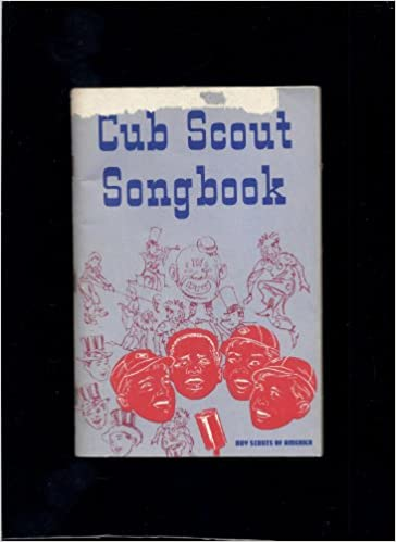 Cub Scout Songbook