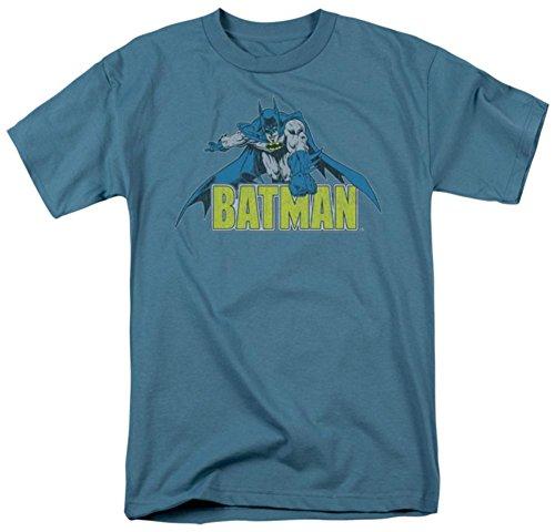 Batman+Retro+Shirts Products : Batman - Retro Batman Distressed T-Shirt Size XXXL