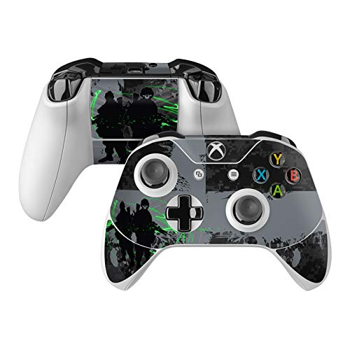 Modern War Skin Decal Compatible with Microsoft Xbox One and One S Controller - Full Cover Wrap for Extra Grip and Protection from DecalGirl