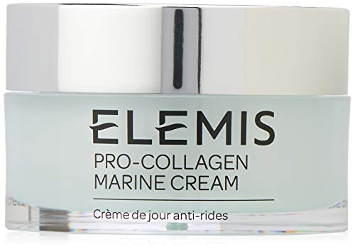 ELEMIS Pro-Collagen Marine Cream, Anti-wrinkle Day Cream, 1.6 fl. oz (Best Cleanser Toner And Moisturiser)