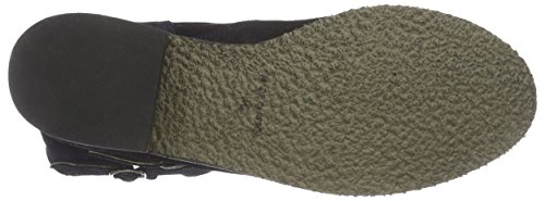 Jonnys Karen - botas de cuero mujer azul - Blau (MARINO)