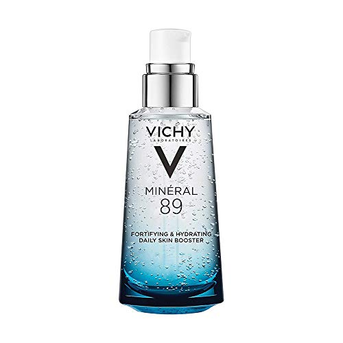 Vichy Minéral 89 Daily Skin Booster Serum and Moisturizer, 1.01 Fl. Oz