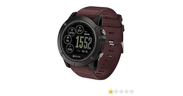 Skryo 👍👍 Zeblaze VIBE 3 HR Smart Watch Teléfono Sports Men ...