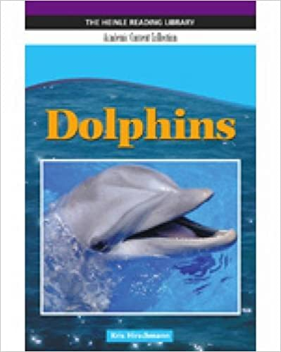 Book Hrl Academic-Dolphins (Heinle Reading Library)