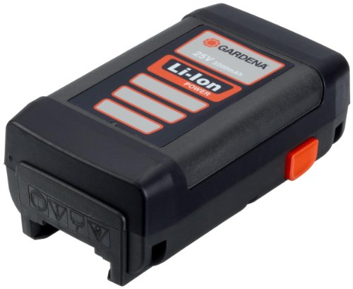 Gardena 8838 25-Volt 3.2 Ah Lithium-Ion Battery For 4025 Cordless Reel Lawn Mower 380 Li