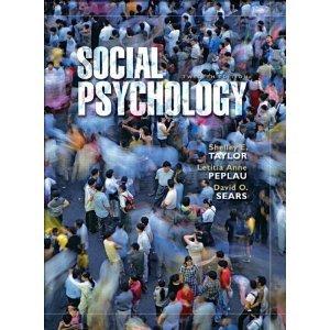 Social Psychology S/G