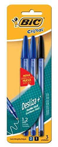 Caneta Cristal BIC 878655 Multicolor