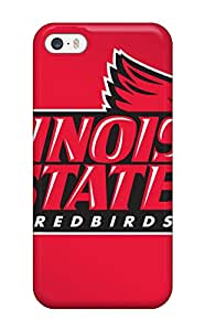 Cute High Quality Iphone 5/5s Illinois State Redbirds Case