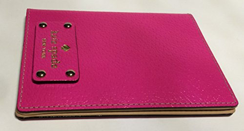 Kate-Spade-Wellesley-Passport-Holder-Case-Bougainvillea-Pink-Leather-WLRU1236