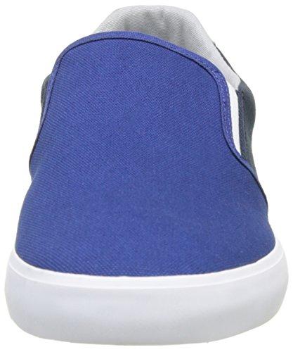 Lacoste Jouer Slip-On 217 1, Bajos Hombre Azul (Bleu)