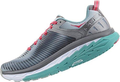 Gray Zapatillas de para Steel Mujer One Metal Hoka Running n0EfO5wgq