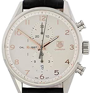 Tag Heuer Carrera Automatic-self-Wind Male Watch CAR2012 (Certified Pre-Owned)