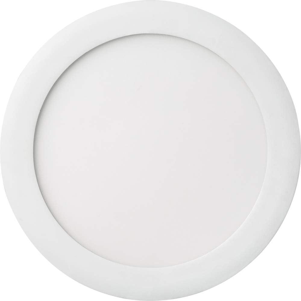 Lithonia Lighting WF6 30K40K50K 90CRI MW M6 LED Color Temperature Selectable Ultra Thin Recessed Downlight, 3000K   4000K   5000K, White - -