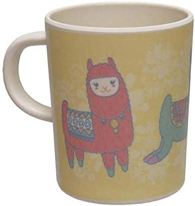CYP BRANDS Taza bambú en caja de regalo de Happy Llamas (MG-01-LL): Amazon.es: Hogar